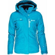 Kilpi KALLIO dámská snowboardová bunda modrá