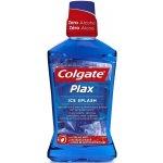 Colgate Plax Ice Splash ústní voda bez alkoholu 500 ml