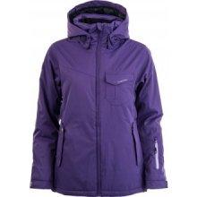 Nika dámská snowboardová bunda fialová