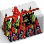 LIRAN TEA FRUIT HERBAL dárkové pyramidky se zelenými a černými čaji 12 x 2 g