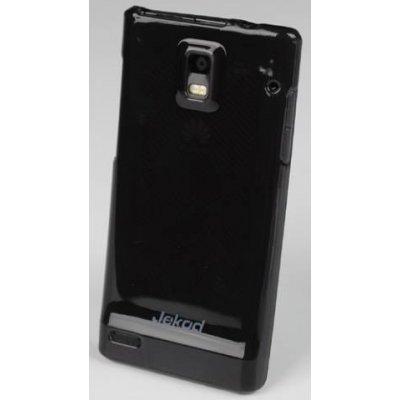 Pouzdro Jekod Open Face Huawei Ascend P1 černé