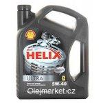 Shell Helix Ultra 5W-40, 5 l