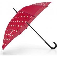 Dámský deštník Reisenthel YM3014 Umbrella Ruby dots