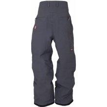 Horsefeathers pánské snowboardové kalhoty Reflect Pant dark gray Šedá