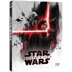 Star Wars: Poslední z Jediů: 2Blu-ray Limitovaná edice První řád