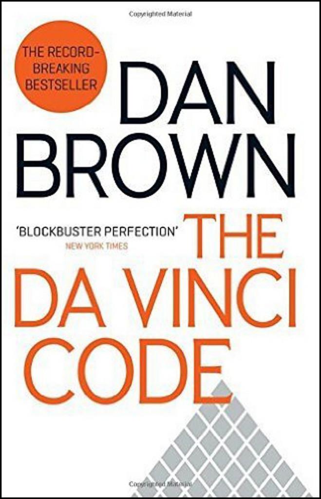 The Da Vinci Code - Dan Brown - 0