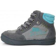 D.D.Step D.D. step chlapecká obuv 040-23DL šedá