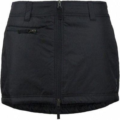 Skhoop zimní mini sukně black