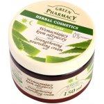 Green Pharmacy Face Care Aloe posilující výživný krém (0% Parabens) 150 ml