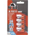 ROXOLID X-PRESS Lepidlo sekundové 4x1g