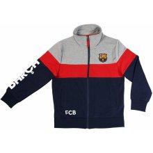 FC Barcelona mikina navy junior