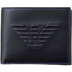 Emporio Armani pánská peněženka nová BLACK 2018 alternativy - Heureka.cz 13f9f8ab992