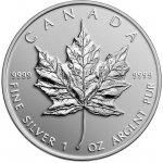 Maple Leaf stříbrná mince 1oz
