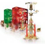 Tradiční andělské zvonění Stromek, zlatá