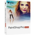 Corel PaintShop Pro 2018 ML Mini Box - PSP2018MLMBEU