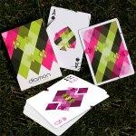 USPCC Diamon Playing Cards N. 8