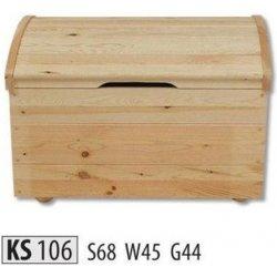 Komody truhla KS106