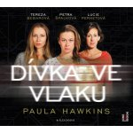 Dívka ve vlaku - mp3 - Paula Hawkins