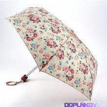 Fulton dámský skládací deštník Cath Kidston Tiny 2 FOREST BUNCH STONE L521