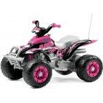 Peg-Pérego Corral T-Rex 12V růžová