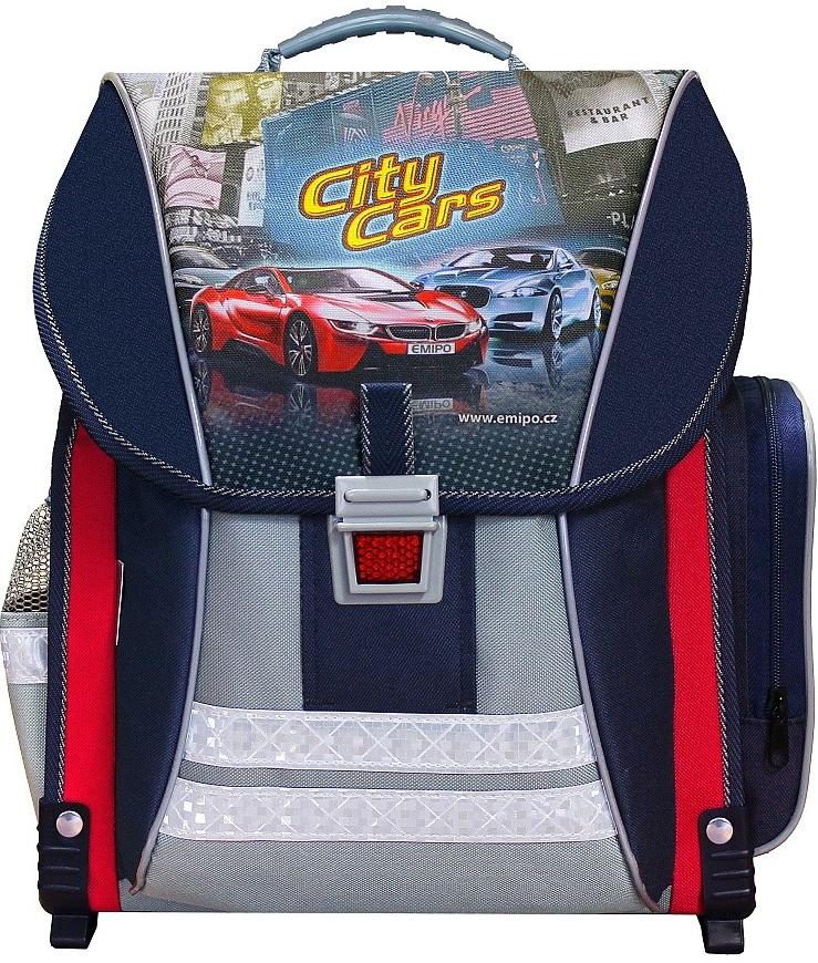 c9be11eddab Emipo batoh City Cars od 1 399 Kč - Heureka.cz