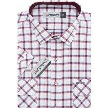 92d7781ef0 Greed pánská košile sportovní károvaná SK361