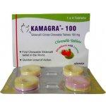 Kamagra Polo 100 mg - 1 balení 4 ks