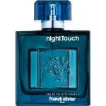 Franck Olivier Night Touch toaletní voda pánská 100 ml