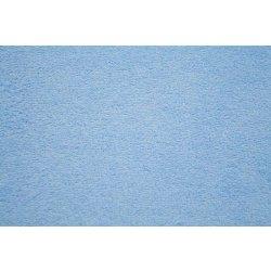 Polášek Nepropustné napínací prostěradlo jersey světle modré 90x200