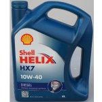Shell Helix Diesel HX7 10W-40, 4 l