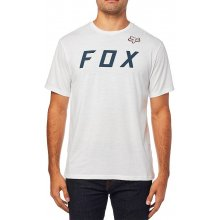 d2865b419ea Fox Grizzled Ss Tech Tee Optic White