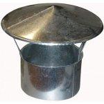 stříška komínová 200mm Zn
