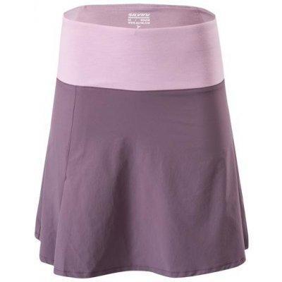 Silvini Salso sukně WS1217 sv.fialová/lila