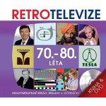 Retro televize - 70. - 80. léta - kniha DVD
