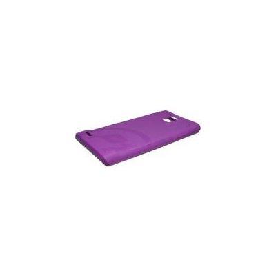Pouzdro Huawei Color Shell Huawei Ascend P1 fialové