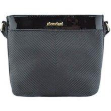 f702347fc3 Monnari dámská crossbody kabelka černá X197 X197