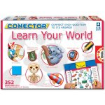 Learning Resources Conector: Learn Your World