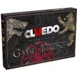 Winning Moves Cluedo Game of Thrones