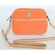 Sergio Tacchini Fashion kapsa A5 s potiskem oranžová