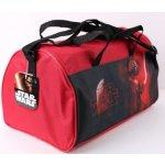 SETINO sportovní taška STAR WARS červená