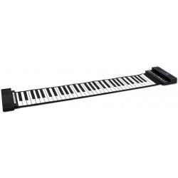 Schubert Stereo Roll-up Piano 61 Tasten-Keyboard