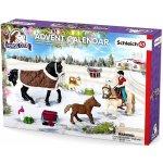 Schleich 97447 Adventní kalendář Horse Club