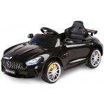 Toyz elektrické autíčko Mercedes GTR 2 motory černá