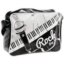 Sportovní kabelka L003 Rock The mic