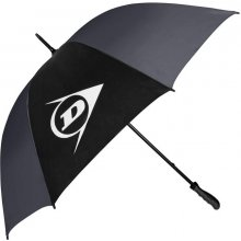 Dunlop Single Canopy Umbrella Grey/Black N