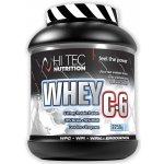 Hi Tec Nutrition Whey C 6 1000 g
