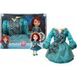 Disney Princezna a dětské šaty - Merida