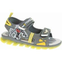 c05588c6758b Primigi chlapecké sandály 1458600 grigio-giallo