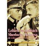 Lelíček ve službách Sherlocka Holmesa -box DVD