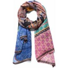 Desigual barevný šátek Brunella f2ceb6f752